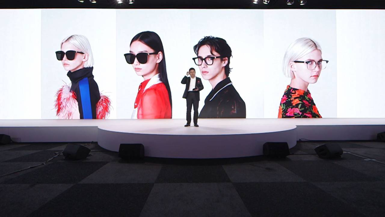 Huawei Smart Glasses Styles 1280X720